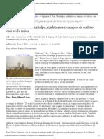 Agoniza El Plan Chontalpa; Ejidatarios y Campos de Cultivo, Casi en La Ruina - La Jornada