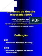 [Apresentação]ERP