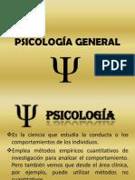 Psicología General y escuelas de la psicologia