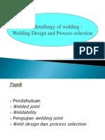 Metalurgi WELDING