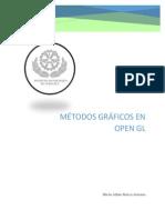 Metodos Graficos en OpenGL