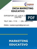 Marketing Educativo 2008