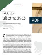 Rotas Alternativas Experimentação Animal - Revista Fapesb