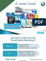 Campaña Tipo en Social Media Para Pymes