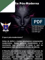ASP 2015 - CFO I - Filosofia - Trabalho - 20140606 - Filosofia Pós-Moderna