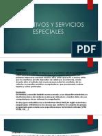 Dispositivos y Servicios Especiales