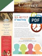Sea Air FCU - October 2014