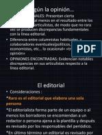 Redacción Periodística Empresarial