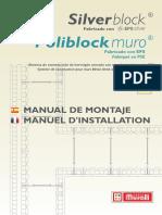 Manual Uso de Silverblock