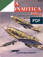 [1181150280]Regia Aeronautica Vol.1.a Pictorial History of the Italian Air Force 1940-43.- Squadron-Signal Publications