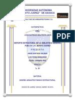 Proyecto de Reestructuracion de La Biblioteca Publica Lic. Benito Juarez