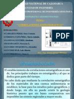CORRELACIONES ESTRATIGRAFICAS.ppt