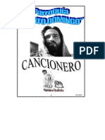 Cancionero Santo Domingo