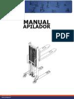 Catalogo Gruo Horquilla Manual