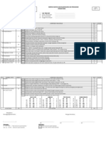 Form Isnpeksi Sanitasi  GBP (Gedung Bangunan dan Perusahaan )  Perkantoran