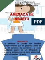 amenaza-aborto.ppt