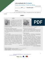 Ficha de Avaliação Módulo 1 curso vocacionalibb