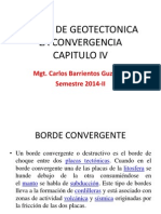 Borde Convergente