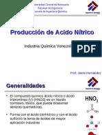 11 Produccion de Acido Nitrico
