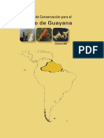 Prioridades de conservación del Escudo de Guayana, Paramaribo 2002