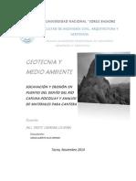 1-InFORME de CAMPO-Desvío Del Río Caplina-Pocollay