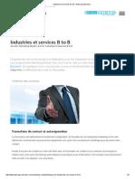 Industries et services B to B - Message Business.pdf