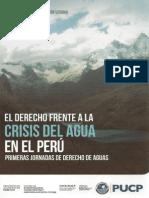 El Derecho Al Agua en El Contexto Latinoamericano