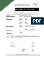 1. Ficha Tecnica Del Proyecto Agua Santa Rosa - Pasamayo