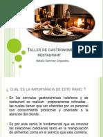 Taller de Gastronomía Iplacex