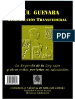 Jurisdiccion transfederal