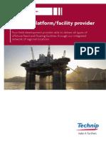 Offshore Platform Facility