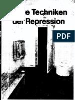 Neue Techniken der Repression