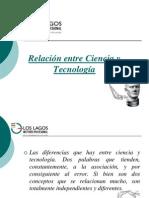 Relacion Entre Cienciay Tecnologia
