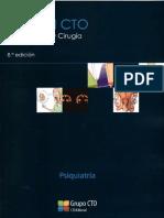 Psiquiatria CTO Manual completo