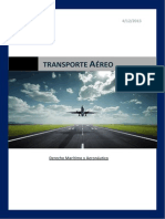 Contrato de Transporte Aereo