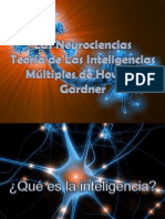 Inteligencias Múltiples Howard Gadnerd