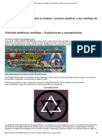 Símbolos Esotéricos Ocultistas