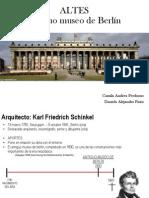 ALTES museo berlin