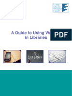 A Guide to Using Web 2.0 in Libraries