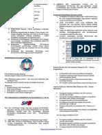 Nota Sendat SPP 2013