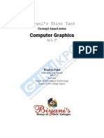 Computer Graphics & Image Processing