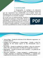 Biogeografía y La Geografia - 2014-I