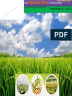 05th November 2014 Daily Global Rice E-Newsletter by Riceplus Magazine