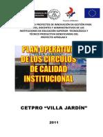 planoperativodeloscirculosdecalidadinstitucional-111129181929-phpapp01