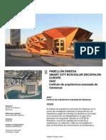 Ficha Pabellón Endesa