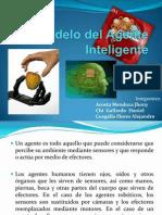 El Modelo Del Agente Inteligente