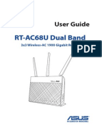 Asus RT-68u AC1900 User Manual