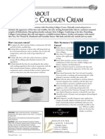 GNLD Nourishing Colagen Cream - Fast Facts