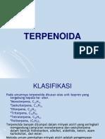 terpenoid(1)