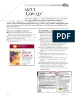 GNLD's Flavonid Complex - Fast Facts